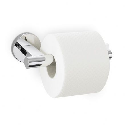 Zack Scala Toilet Roll Holder Polished Stainless Steel